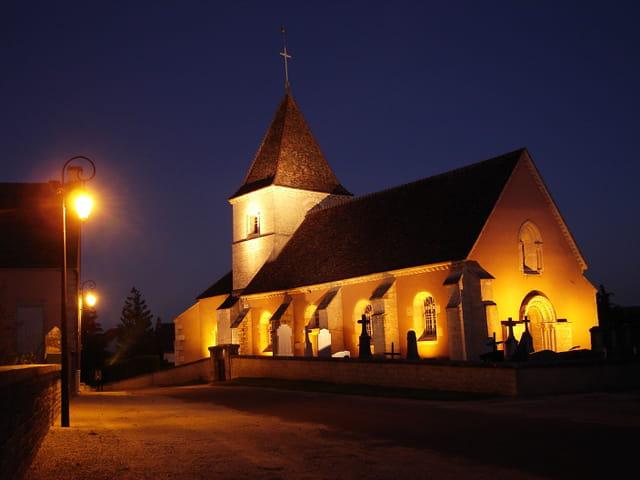Eglise de Villebichot