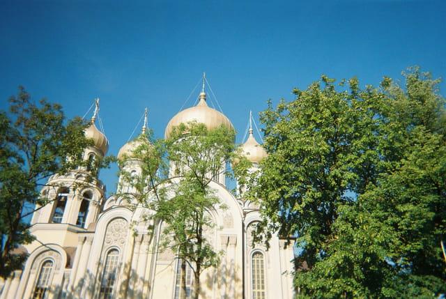 église des Romanov