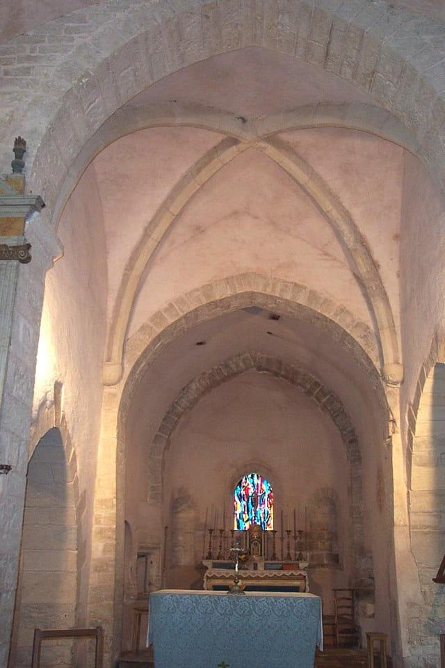 Eglise des xie et xiiie siècles