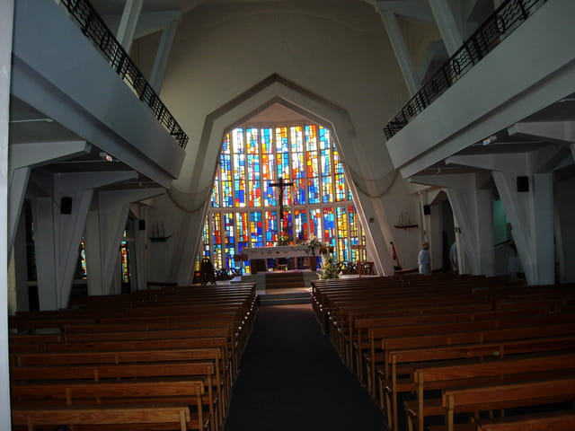 Eglise du cap ferret