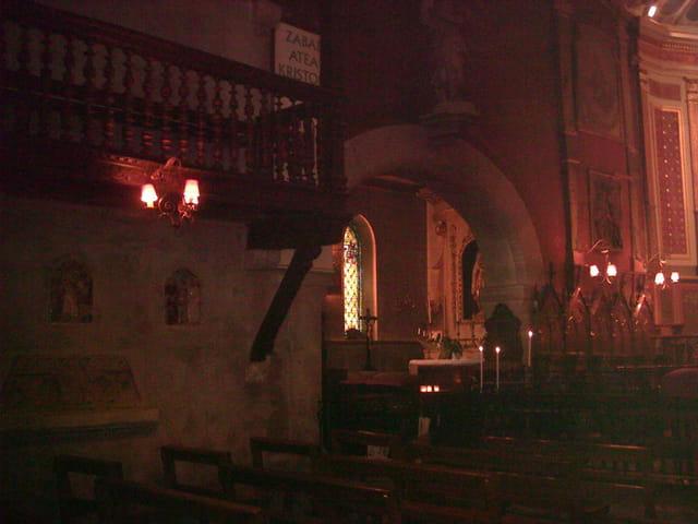 Eglise du pays Basque
