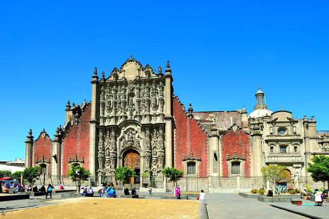 Eglise du Sagrario Metropolitano
