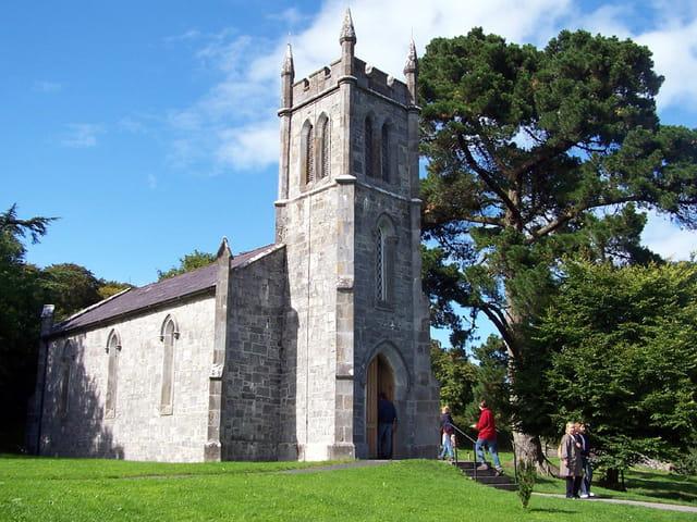 Eglise en irlande