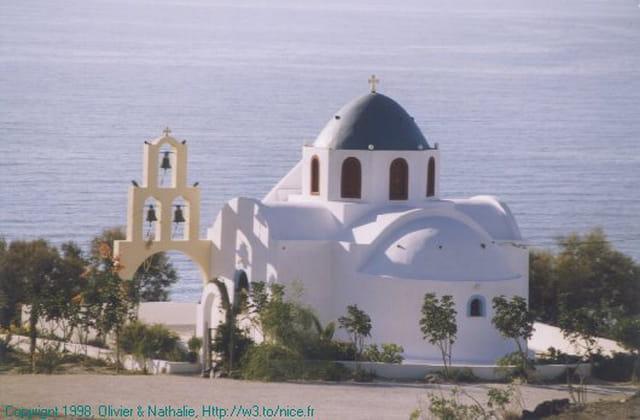 Eglise grecques