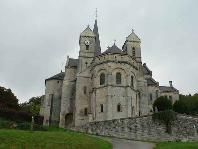 Eglise Mont-Devant Sassey