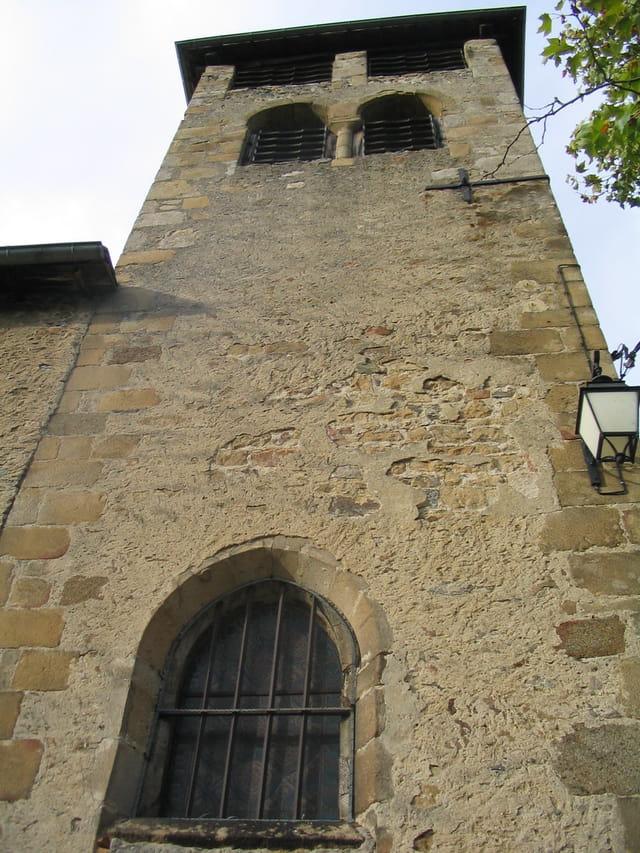 Eglise : origine XI°siècle