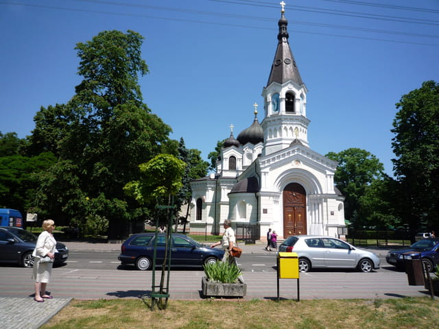 �glise orthodoxe