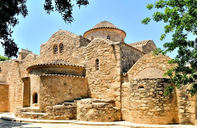 Eglise orthodoxe Angeloktisti
