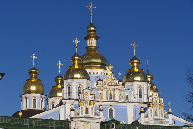 Eglise orthodoxe Kiev