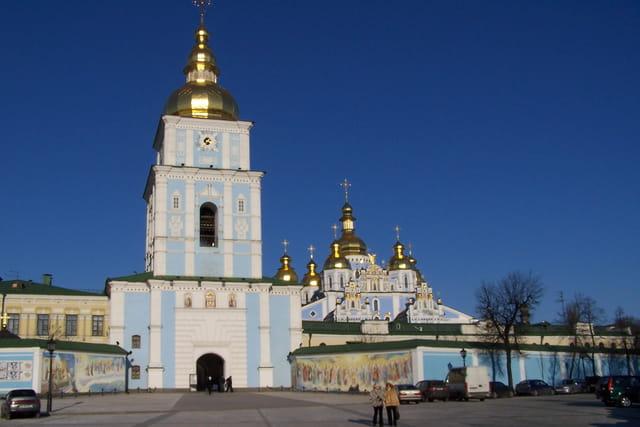 Eglise orthodoxe Kiev