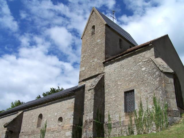 Eglise Romane d\'Uchon