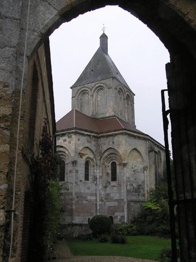 Eglise romano-byzantine
