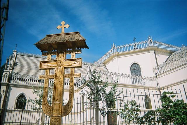 Eglise roumaine de San Remo