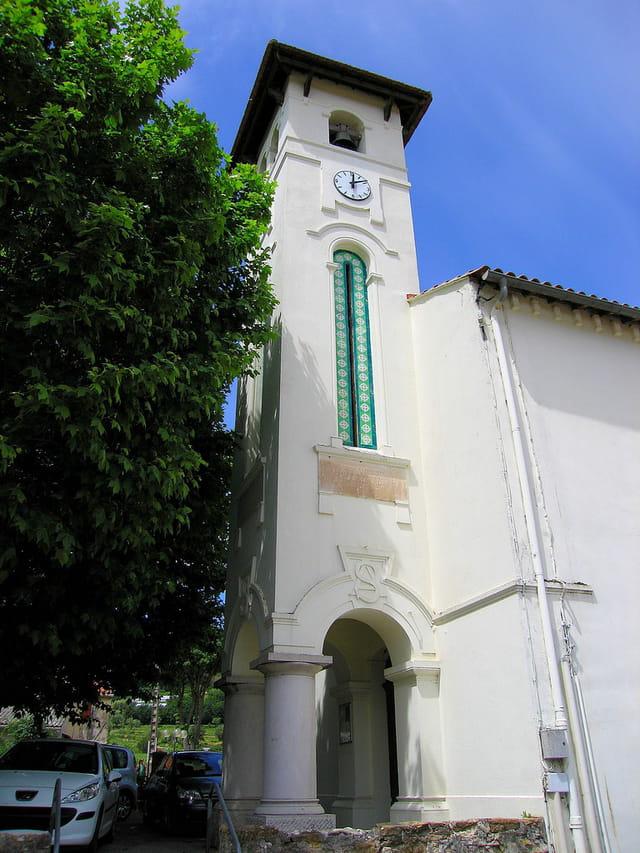 Eglise Saint Anne d'Evenos (1)