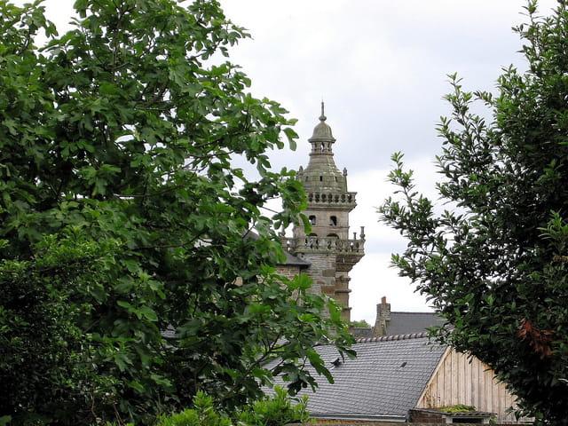 Eglise Saint-Briac (4) Le Clocher