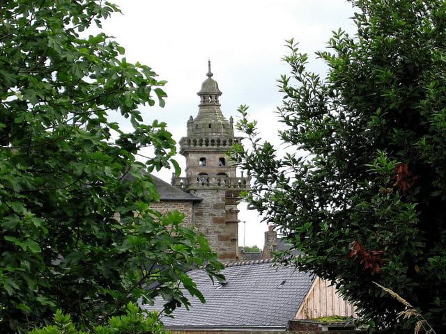 Eglise Saint-Briac (5) Le Clocher