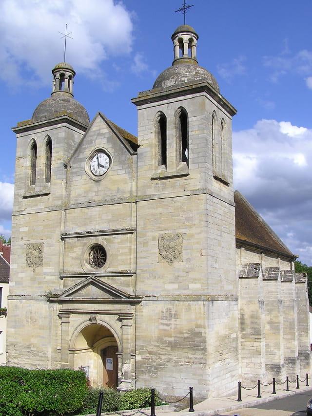 Eglise Saint-Germain de Médan
