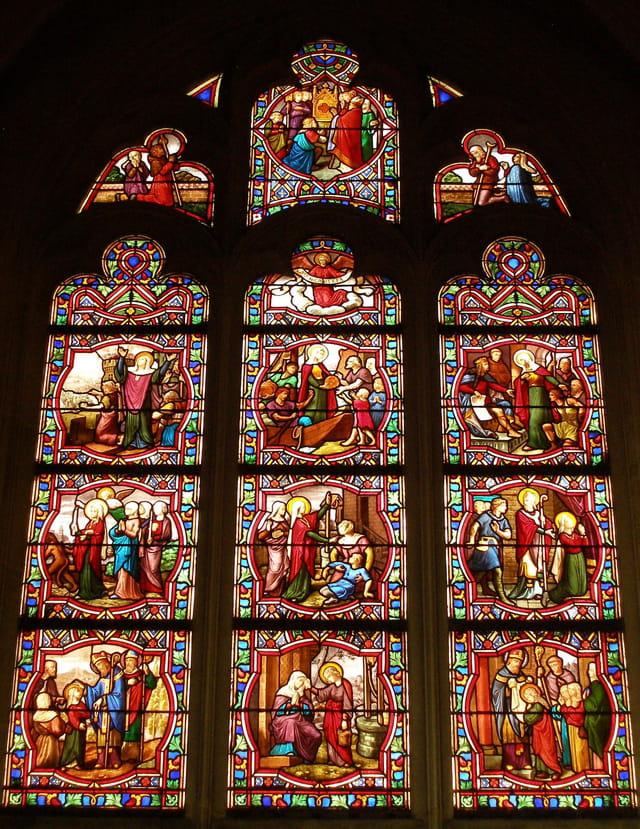 Eglise Saint Leu-Saint Gilles