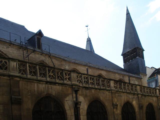 Eglise Saint Leu-Saint Gilles Paris