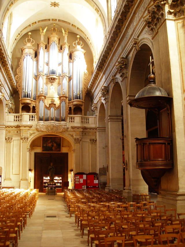 Eglise Saint Louis en L'île