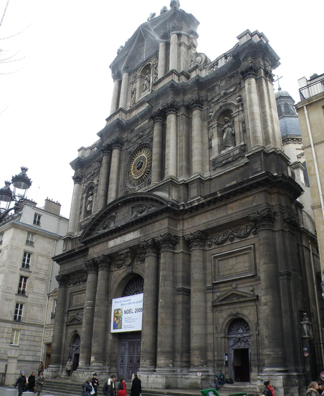 Eglise Saint-Paul Saint-Louis