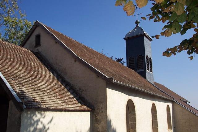 Eglise Saint Pierre d'Hauteville