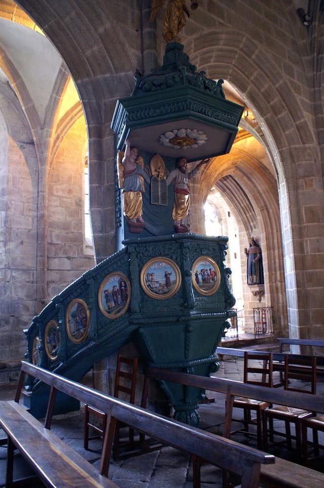 Eglise Saint Ronan de Locronan