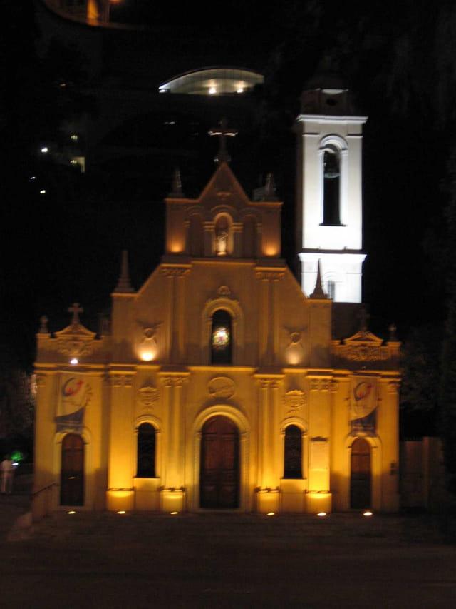 Eglise sainte dévote