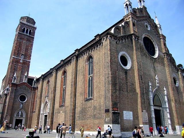 Eglise Santa-Maria Gloriosa dei Frari