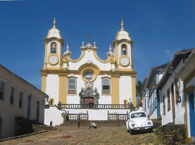 Eglise Santo Antonio