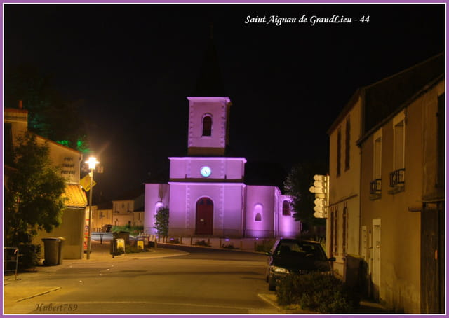 Eglise St Aignan de G L