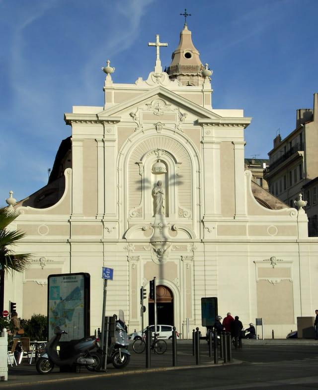 �glise St Férréol Marseille