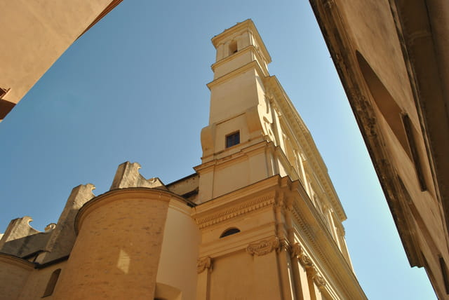 Eglise St Jean à Bastia