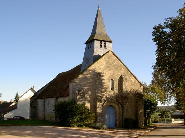 Eglise St.Laurent XI°s