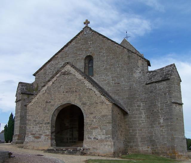 Eglise St Martin à Montigny sur Armançon