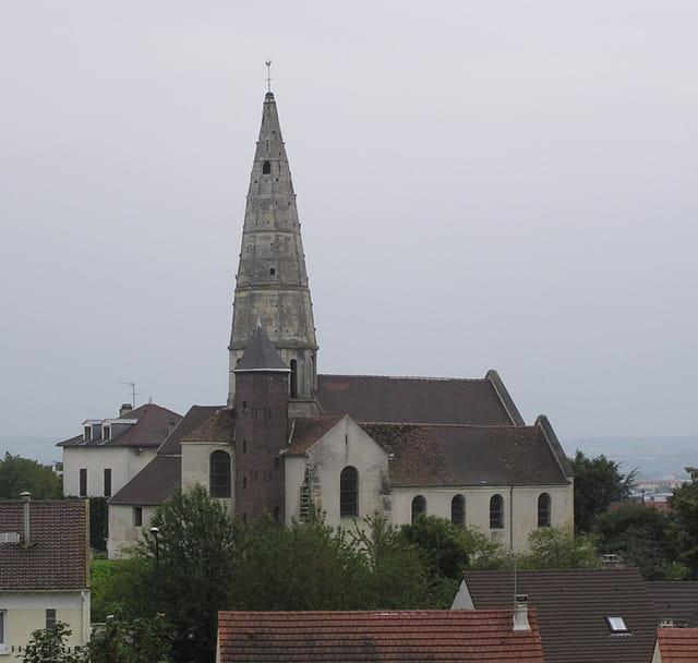 Eglise St Martin de Sartrouville