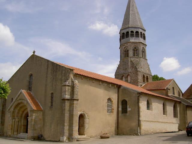 Eglise St-Martin XII s