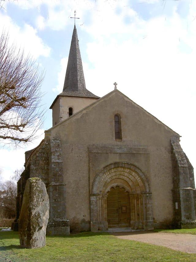 Eglise St-Martin XII s.