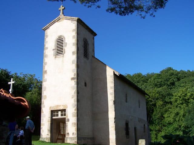 Eglise St Pierre du Vieux St Pierre