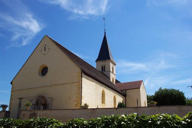 Eglise St Pierre et St Paul d'Arceau