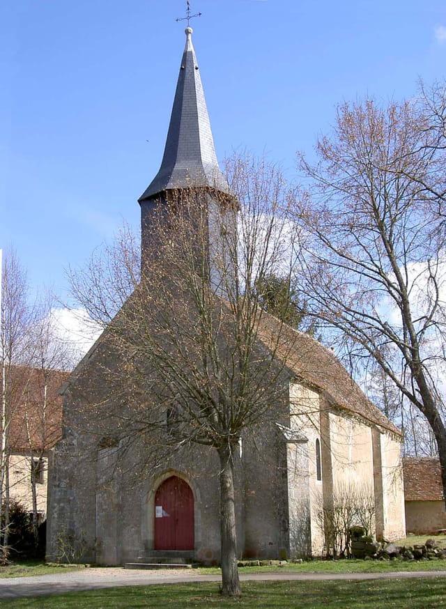 Eglise St.Pierre XII°s
