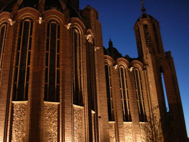 Eglise Ste Clothilde