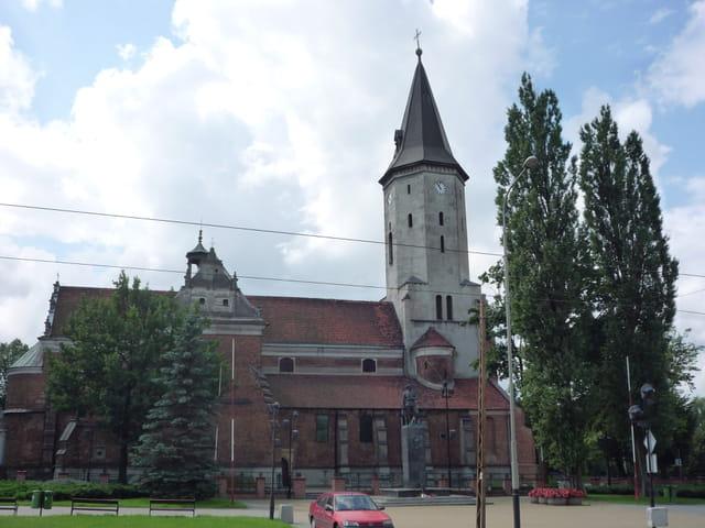 L'église, Mateusz et  Wawrzyniec