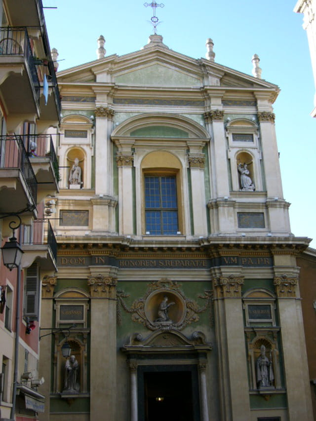Eglise vieux nice