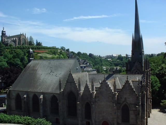 Eglises fougeraises