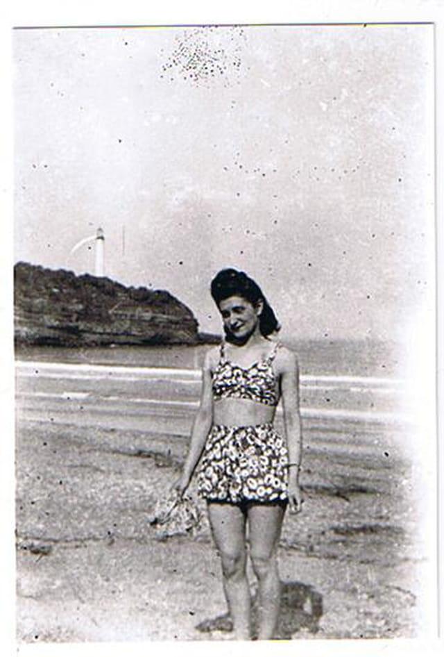 �légance en 40: ma mère