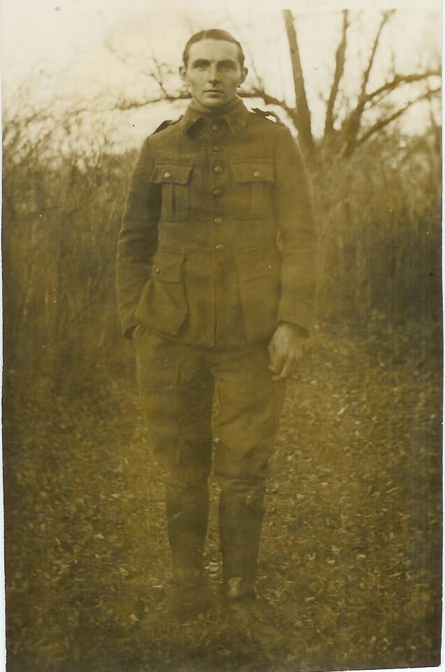 En 1940 mon oncle Paul prisonnier