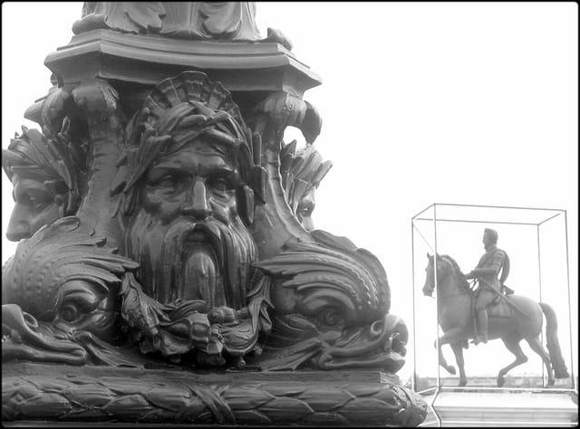 En hommage à Henri IV
