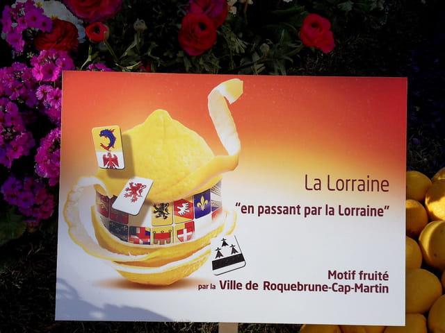 En passant par la Lorraine (1)