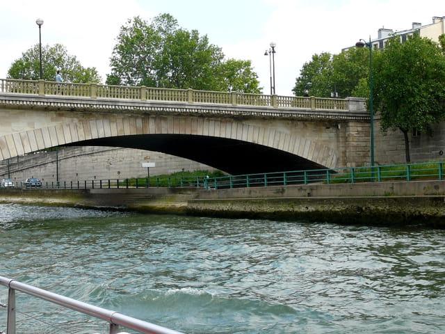 En route pour une petite croisière sur la Seine à Paris